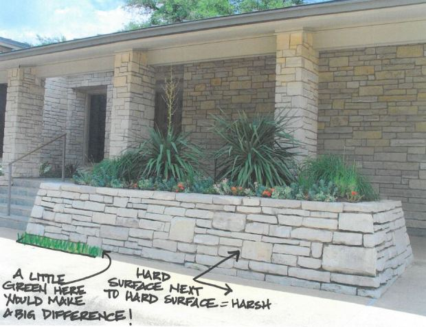 Landscape confidential cultivating the practice of for Hard surface garden designs